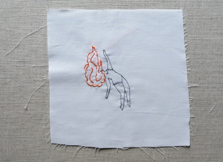 Work by Rachael Hardacre