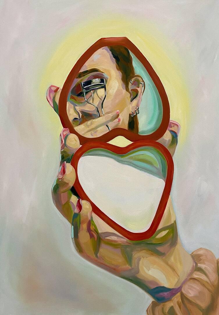 Work by Laura Frances Coyne