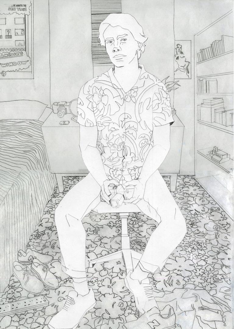 Work by Rosie Burke
